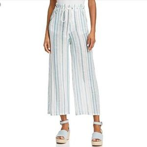 Show me Your MuMu Peterson Striped Pant NWT